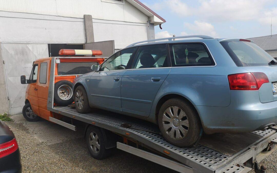4 motive pentru a ne alege pe noi atunci când ai nevoie de tractare auto în Suceava